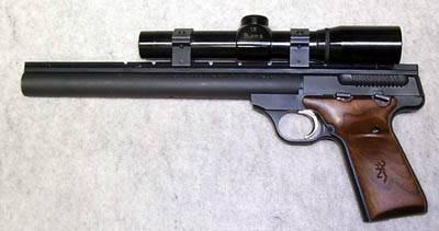 Browning Buckmark Varmit Pistol