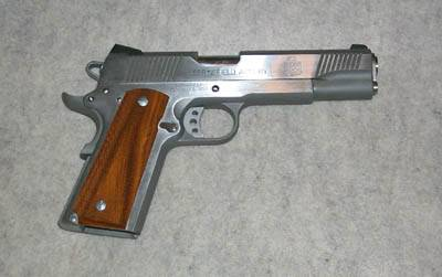Springfield Armory 1911-A1 Mil SS
