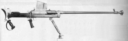 Boys Anti-Tank Rifle WW1