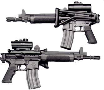 Z-M Weapons Rifles