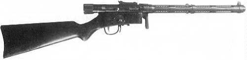 Lahti-KP M-22 Prototype