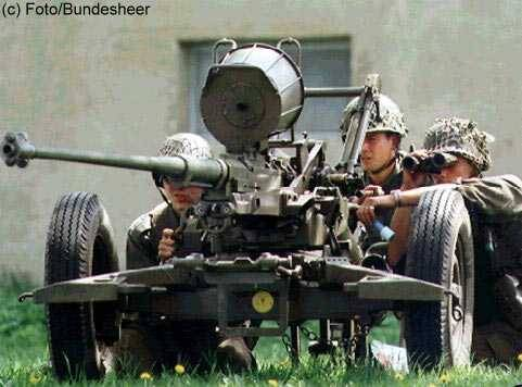 Steyr 20mm Automatic Cannon