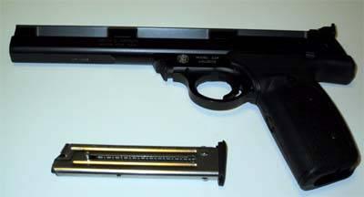 S&W Model 22A .22