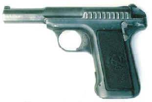 Savage 1907 Pistol