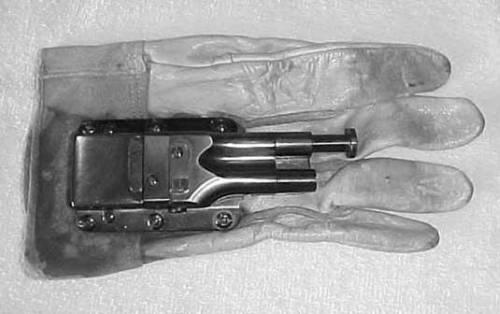 Sedgley OSS .38 WWII
