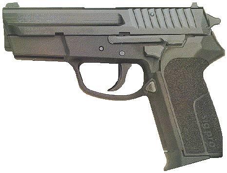 SIG SP2009 9mm