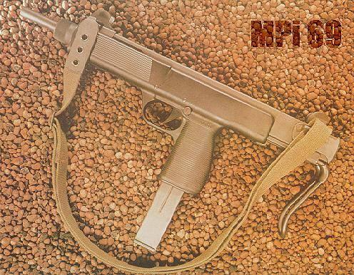 Steyr MPi-69 9x19