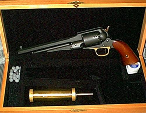 Remington 1858 Revolver
