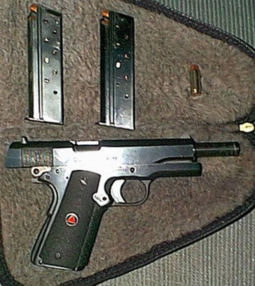 Colt Delta 10mm