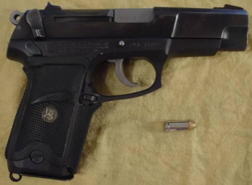 Ruger P85 9mm