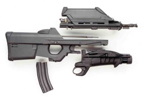 FN - F2000 Partially Stripped