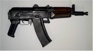 AKS 74U 5.54 x 39.5