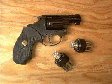 S&W Model 36 Chief Special