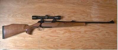 SIG 202 Rifle