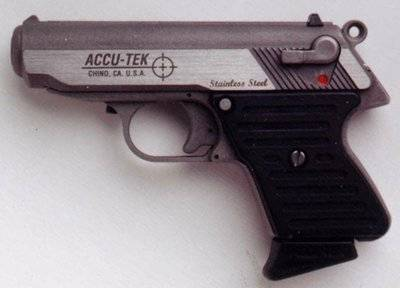 ACCU-TEK AT380 (9mm-Short)