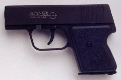 ACCU-TEK BL9 (9x19mm)