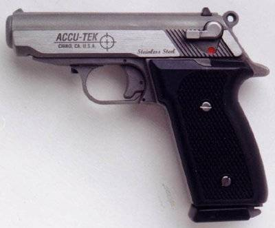 ACCU-TEK HC380 (9mm-Short)