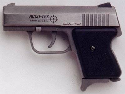 ACCU-TEK XL9 (9x19mm)