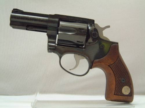 Manhurin Special Police F1 in .357 mag
