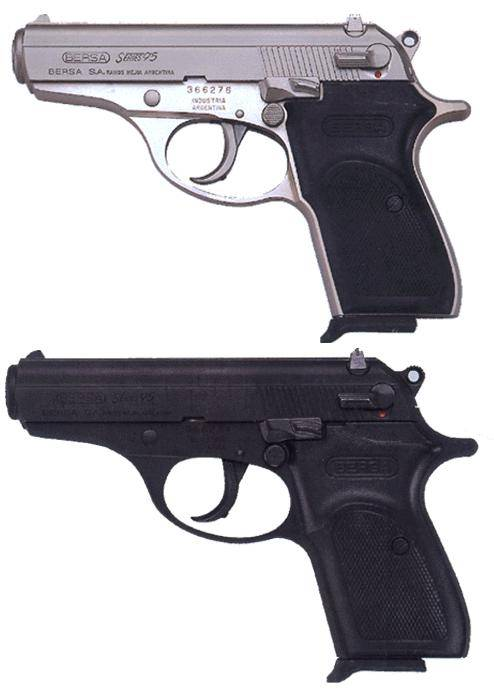BERSA 95 (380-ACP) Made in Argentina