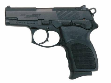 BERSA MINI-THUNDER 9 (9x19mm PARABELLUM)
