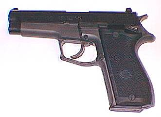 DAEWOO DP51 (.9x19mm PARABELLUM)