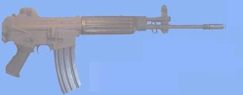 DAEWOO K1A1 CARBINE (.223-Remington)