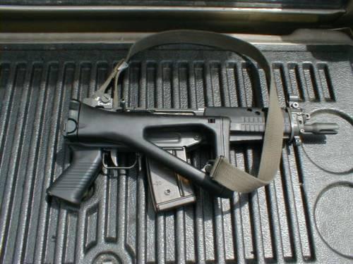 SIG SG552 Commando