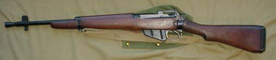 Lee Enfield #5 Jungle Carbine