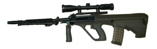 Steyr AUG A2 Heavy Barrel