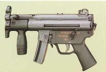 HK MP5A4
