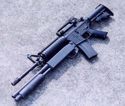 KAC M4-Masterkey