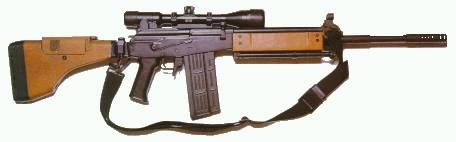 Galil GALAT'Z Sniper Rifle
