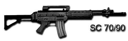 Beretta 70-90 AR     Beretta 70-90 SC     Beretta 70-90 SCS