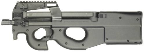 FN P90 Triple Rail