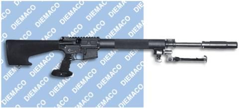 Diemaco C7CT (Custom Tactical 5.56mm)