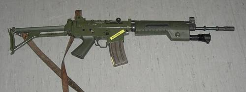 AK5 (Swedish) with Tac Lite
