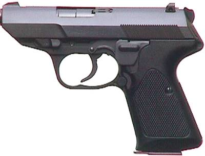 Walther P5 Compact 9mm