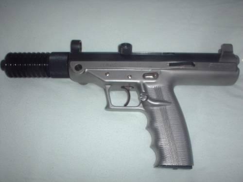 Claridge Hi-Tec/Gonz Pistol