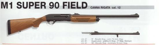 Benelli M1 Super 90 Field