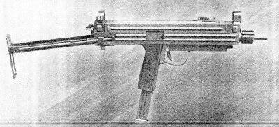 ELF submachinegun