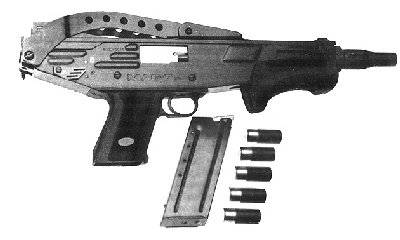TECHNO-ARMS MAG-7 M1