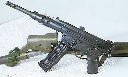 HK53 - MICV (.223)