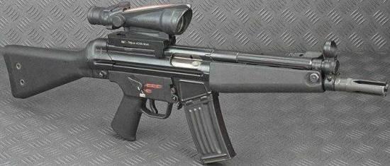 HK53 EA3 (.223)