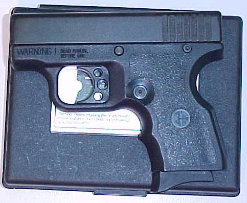 INTRATEC CAT-380 (.380-ACP, 8-rounds mag.)