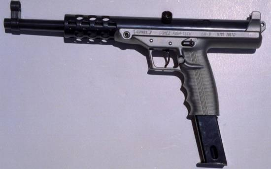 GONCZ HIGH-TECH GA-9