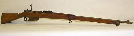 Mannlicher-Carcanno M91.