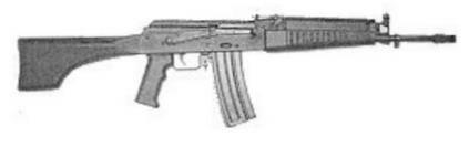 GWB STG-941 5.56 NATO