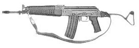 GWB STG-942 5.56 NATO