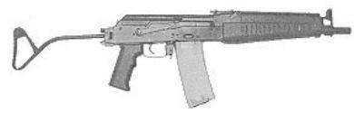 GWB STG-943 5.56 NATO